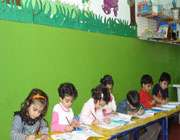 اولین مسابقه نقاشی مفهوم گرایی قرآنی
