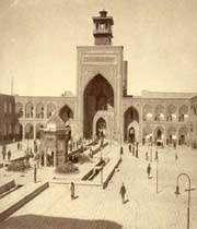 سالروز قیام انقلابی مردم مشهد در مسجد گوهرشاد
