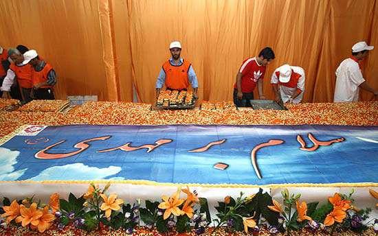 Iran celebrates Imam Mahdi birthday Images