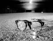 شاید گناه از عینک من باشد