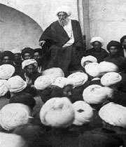 علل مخالفت شیخ فضل الله با حکومت مشروطه