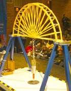 ساخت پل ماکارونی