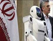 بازتاب جهانی ربات ایرانی سورنا