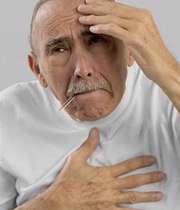 سرفه زیاد همراه با تب را جدی بگیرید