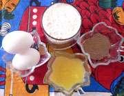 مواد لازم برای تهیه خمیر پیراشکی