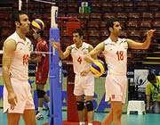 والیبال ایران - مصر