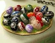بازی با تخم مرغ (جالب)