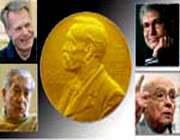 آنها که نوبل ادبي گرفتند
