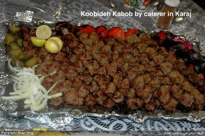 عکس غذاهای ناب ایرانی