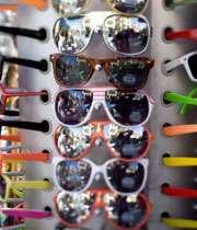 از دست فروش ها عینک آفتابی نخرید