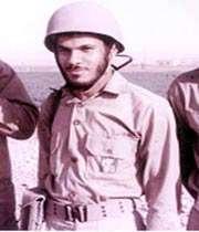 شهید بهمن درولی