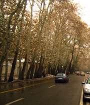 خیابان های تاریخی تهران