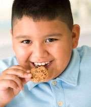چرا کودکان چاق مي شوند؟