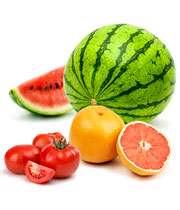 لیکوپن، میوه ها