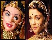عروسک باربی هندی