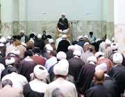 گزارشی از درس خارج آیتالله العظمی مظاهری در اصفهان