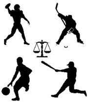 ورزش و حقوق