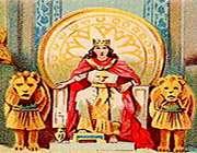 سليمان و ملکه ي سبا