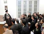 قائد الثورة الاسلامية آية الله السيد علي الخامنئي