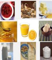 مواد غذایی صبحانه