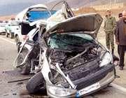 رانندگی در جاده مرگ