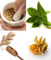 9 گیاه مفید برای سوء هاضمه
