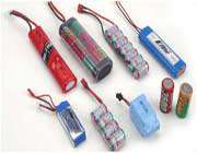 انواع باتری ها