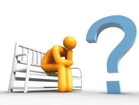 علامت سوال، تفکر