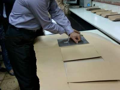 تولید کاغذ شبه کرافت کارخانه کاغذ سازی