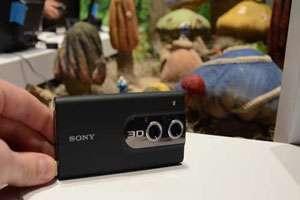 دوربین های 3 بعدی 2011