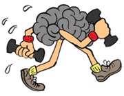 اثر ورزش بر فعالیت مغزی