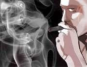 دود سیگار روی سن بلوغ موثر است