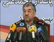 قائد الحرس الثوري الايراني اللواء محمد علي جعفري