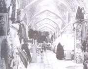راسته بازارهای قدیم مشهد