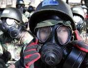 porter des masques à gaz