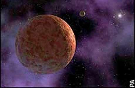 برخورد سیاره ناشناخته نیبیرو به زمین