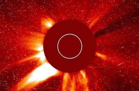 فاجعه خورشیدی