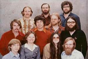 عکس دسته جمعی مایکروسافت