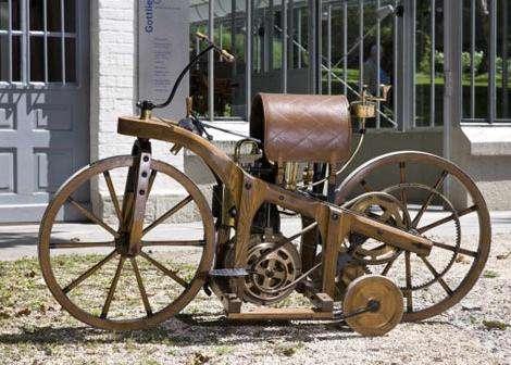 نتیجه تصویری برای اختراع اولیه خودرو