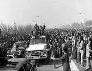 return of ayatollah khomeini to iran