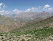 بزرگترین دره ایران