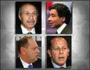 ثروات هائلة لمسؤولين في نظام مبارك