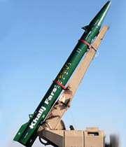 موشک خلیج فارس ساخت ایران