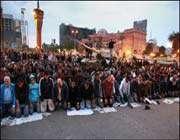 الاحتجاجات في مختلف المحافظات المصرية