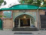 امامزاده ای میان باغ های تهران