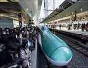 سریعترین قطار دنیا در ژاپن