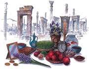 رسوم نوروزی ایرانیان باستان
