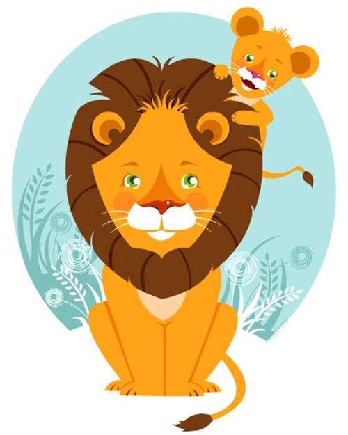 شیر، سلطان جنگل