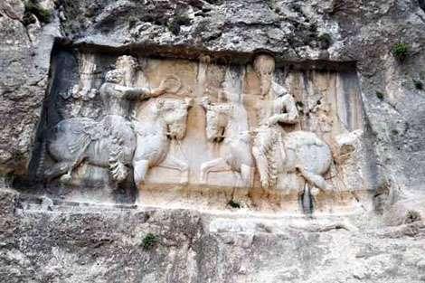 تاريخ سنگي ساساني