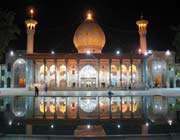 shah cheraq mausoleum, shiraz